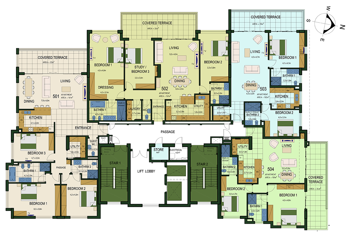Oasis Retirement Resort